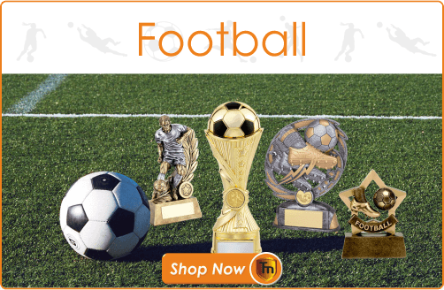 TrophyMaster Football Trophies and Medals