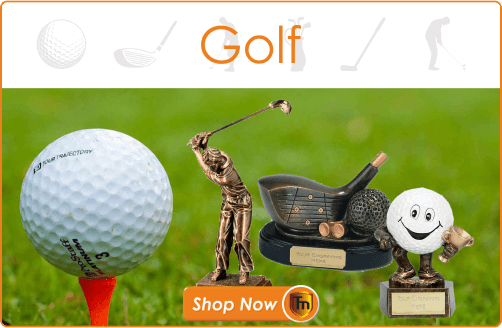 TrophyMaster Golf Trophies and Medals
