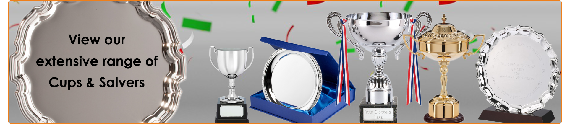 TrophyMaster Trophy Cups and Salvers