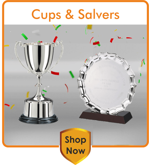 TrophyMaster Cups and Salvers