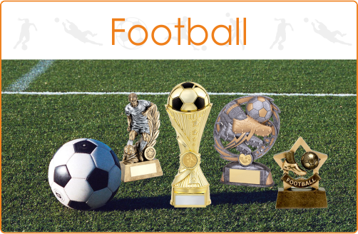 TrophyMaster Football Trophies