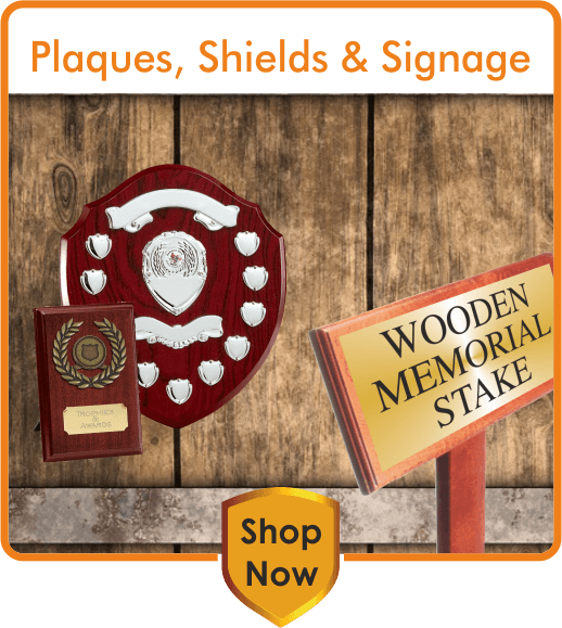 TrophyMaster Plaques Shields and Signs