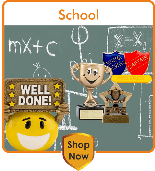 TrophyMaster School Awards and Medals